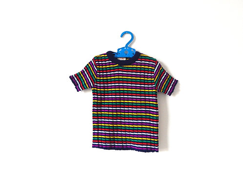 Vintage 60's Multicoloured T-shirt 3 Years
