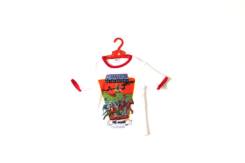 Vintage Masters of the universe T-shirt 5-6 Years