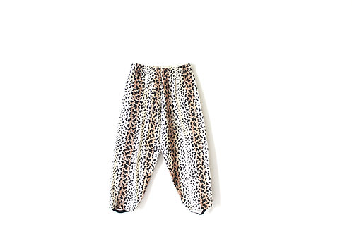 Vintage 1960's Animal Pattern Trousers 5-6 Years