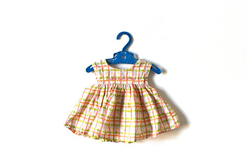 Vintage Girls Baby Summer Fruit Top 3-6 Months