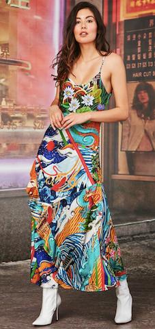 Cooper oriental slip dress W227.png