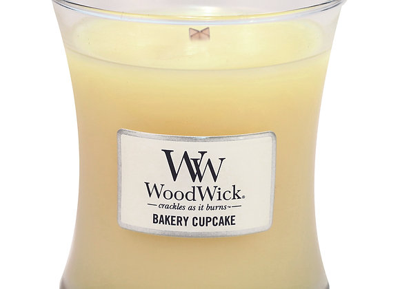 Woodwick Candle Bakery Cupcake -Medium
