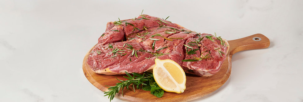 Free Range Rosemary & Mint Butterflied Leg Of Lamb