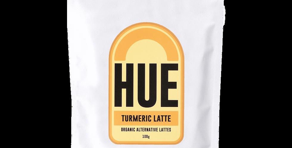Somage HUE Tumeric Latte Powder