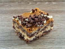 Triple Choc Brownie