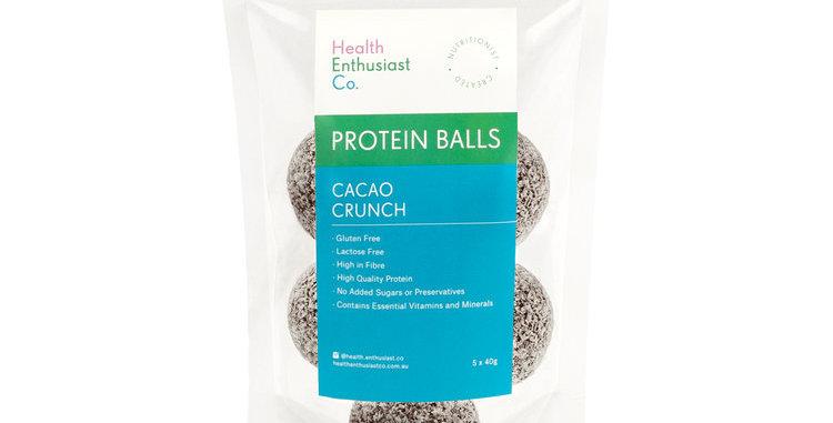 Health Enthusiast Co. Protein Balls