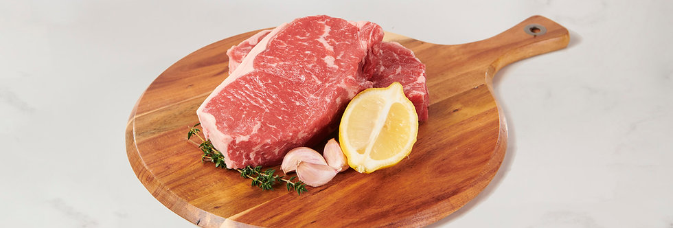 Black Angus Porterhouse Steak - Min 8 Weeks Aged 300g