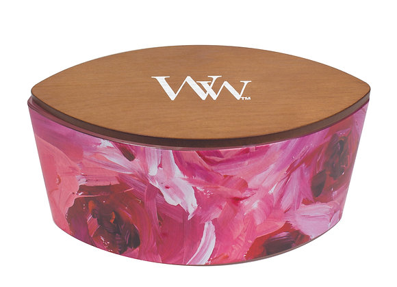 Woodwick Candle Red Currant Cedar Artisan