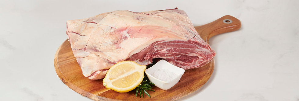 Free Range Square Cut Lamb Shoulder Roast