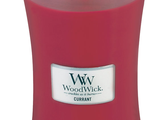 Woodwick Candle Currant  - Large