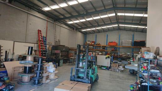 Field & Hall Contractors Workshop