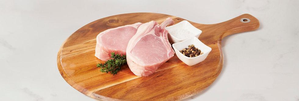Murray Valley Pork Rib Eye Steak x4