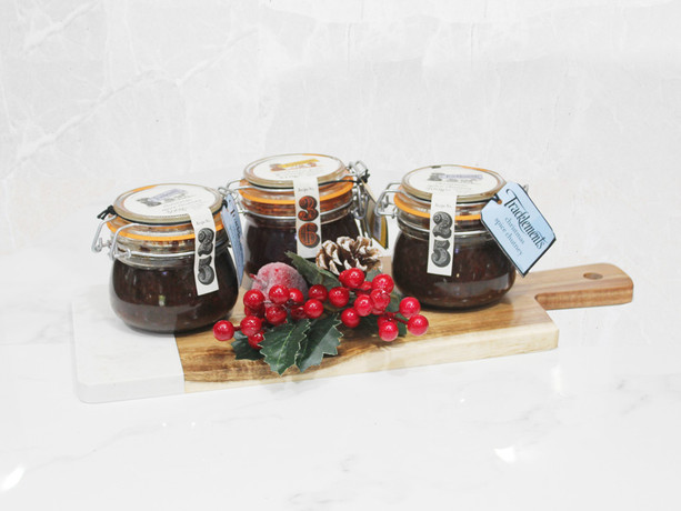 Tracklements - assorted chutney