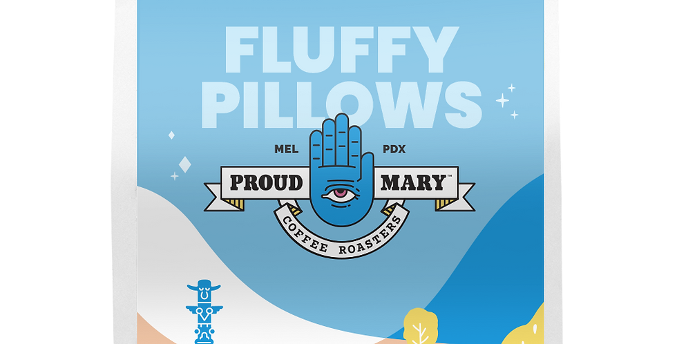 Proud Mary Fluffy Pillows Decaf Coffee