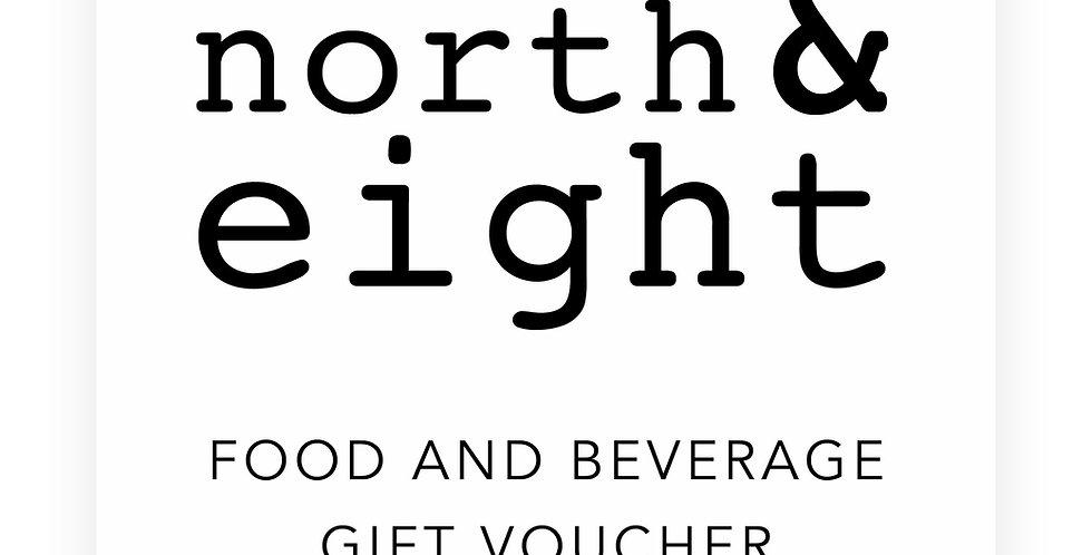 North & Eight Gift Voucher