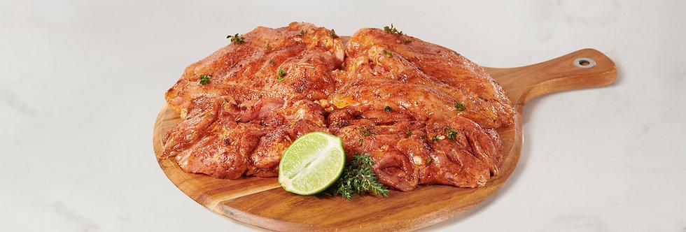 Free Range Greek Gyros Butterflied Whole Boneless Chicken (1.2kg)