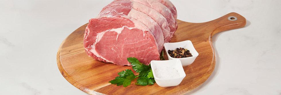 Whole Black Label Scotch Fillet (halves) - Ideal For Roasting Or Bbq Steaks