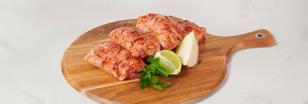 Free Range Italiano Style Skinless Chicken Chops