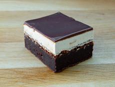 Snickerz Brownie