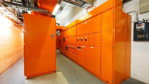 Westfield Southland Switchboard