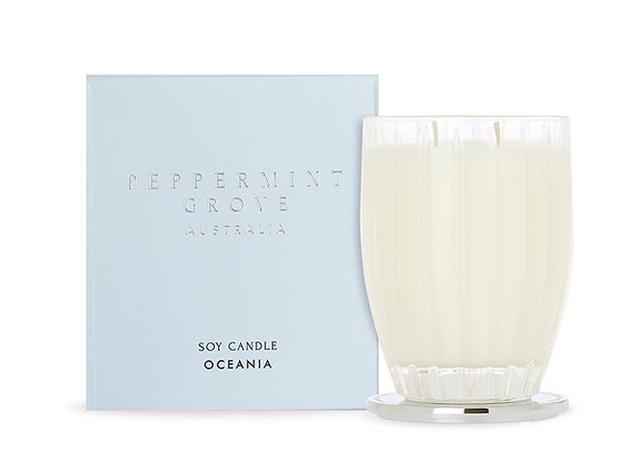 Peppermint Grove - Oceania Large Candle 350g