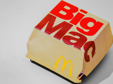 The Big Mac Index and US/China Comparisons-July 2020
