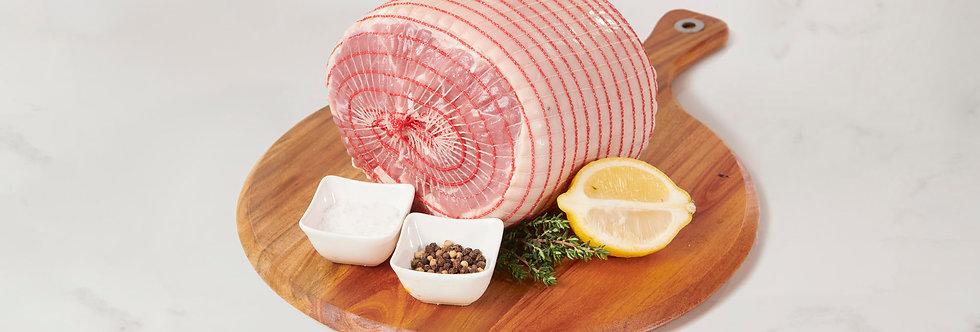 Murray Valley Bonelss Pork Shoulder (netted)