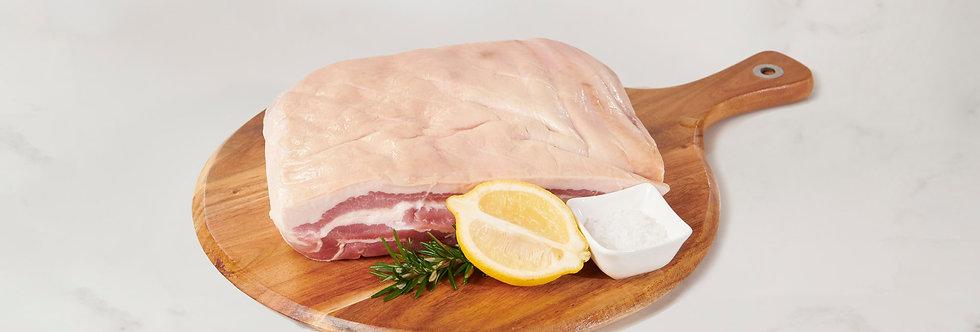 Murray Valley Pork Belly (halves)