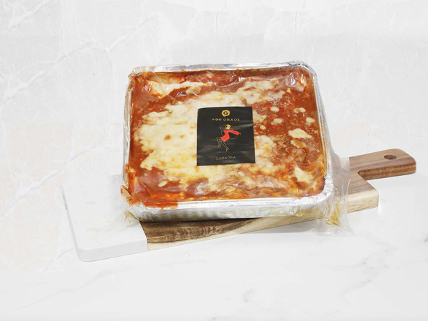 400 Gradi Lasagna