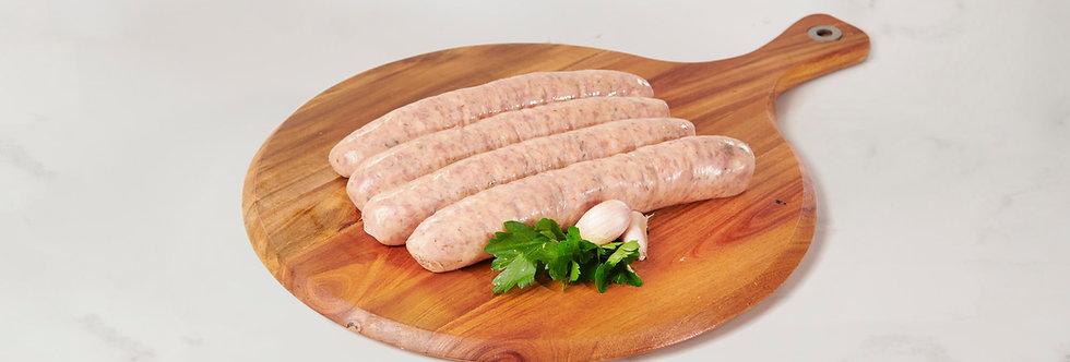 Traditional Cumberland Pork Sausage (gluten Free) 1kg