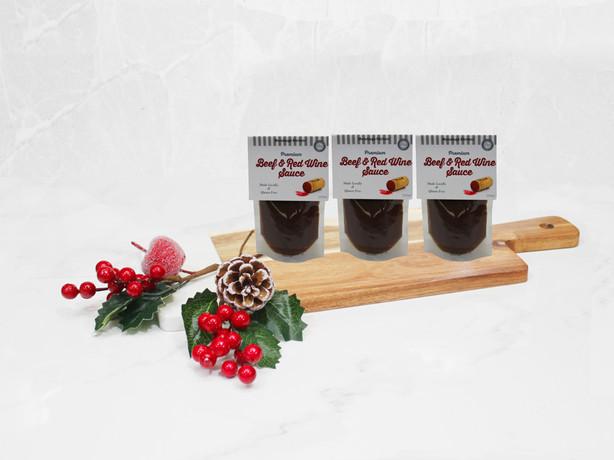 Moredough Kitchens - Premium Beef & Red Wine Sauce