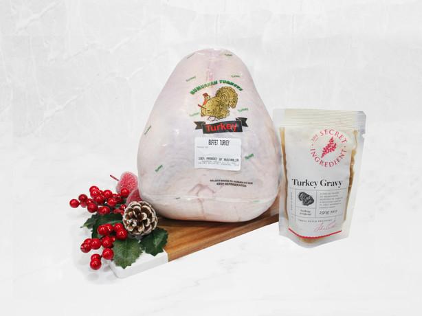 Numurkah Free Range Buffet Turkey