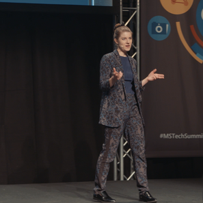 Keynote: AI Mary @ Microsoft Tech Summit