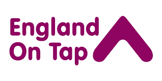 England on Tap turned on