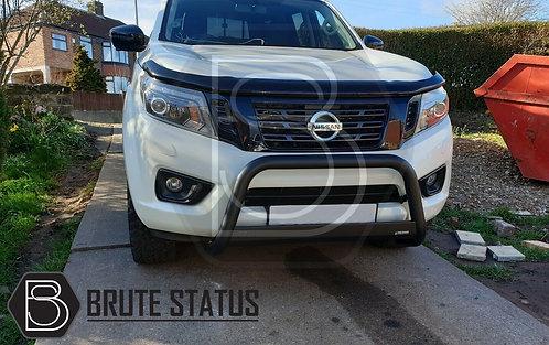 Nissan Navara NP300 2015+ Bonnet Guard Stone Deflector/Protector