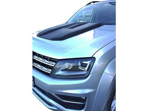 VW Amarok Bonnet Buldge