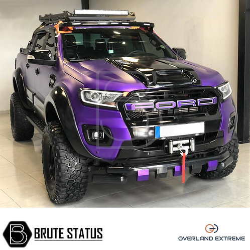 Ford Ranger 2016+ Wide Arch Kit (Overland Extreme)