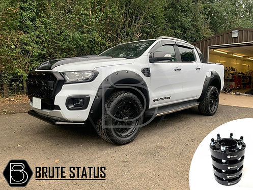 Ford Ranger 2019-2020 Wide Arch Kit (Riveted Style) & 35mm Wheel Spacers
