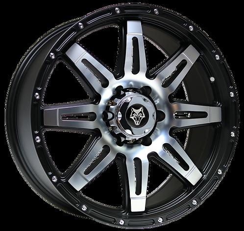 """Wolfrace LH3 Alloy 20"""" Wheels"""