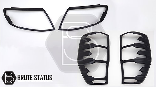 Ford Ranger 2011-15 Head Light & Tail Light Covers