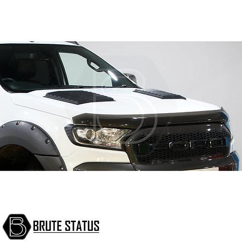 Ford Ranger 2012+ Bonnet Vents