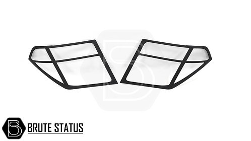 Nissan Navara D40 2005-2010 Headlight Covers