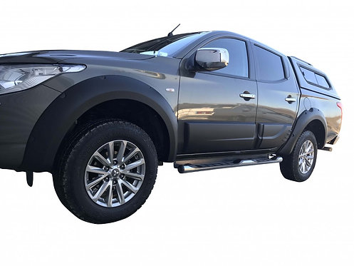 Mitsubishi L200 2014+ Wide Arch Kit (Fender Flares)