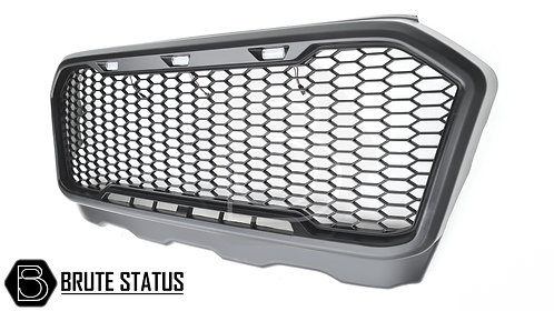 Ford Ranger 2015-2019 Large LED Front Grille