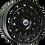 "Thumbnail: Wolfrace Explore Matt Black Polished 20"" Alloy Wheels"
