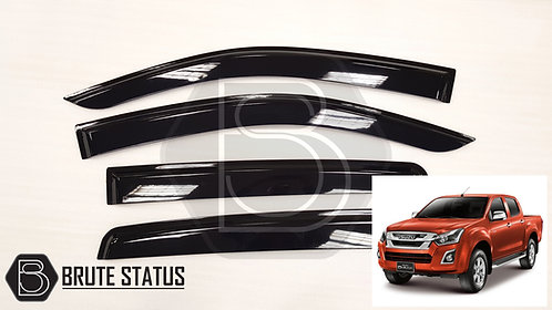 Isuzu D-Max 2013-2019 Window Deflector Sun Shade