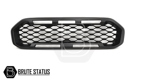 Ford Ranger 2019-2020 Black Grille (Non-Wildtrak Only)
