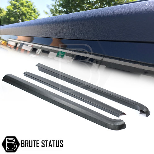 Ford Ranger 2012+ Load Bed Rail Caps (3 Piece Set)