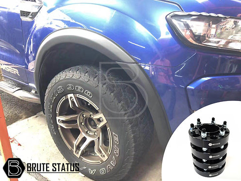 Ford Ranger 2015-2019 Wide Arch Kit & 35mm Wheel Spacers - Slim Style