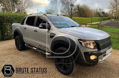 Ford Ranger 2011-15 Wide Arch Kit (Riveted Style)